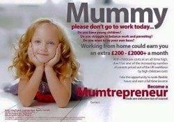 Mumpreneur Business