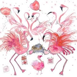 Flamingo Paperie Business