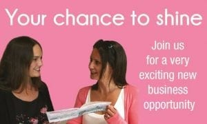 Flamingo Paperie - Your chance to shine
